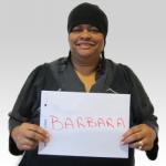 Barbara-BW